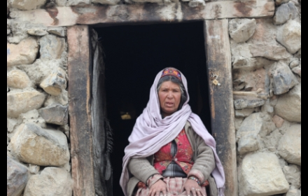 SUPUN XIK. THE LAST OF THE WAKHI SHEPHERDESS